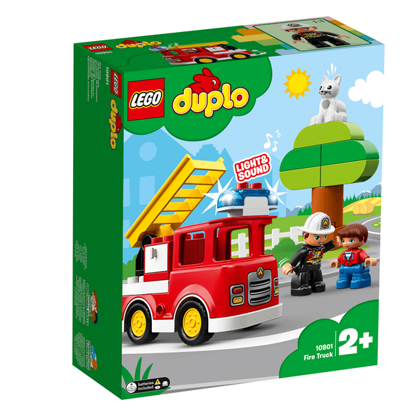Lego Duplo Fire Engine - 10901