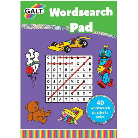 Wordsearch Pad - children's wordsearch book