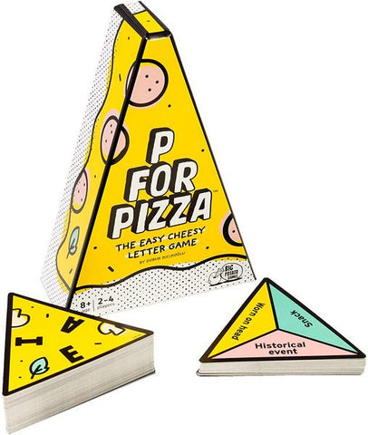 P for Pizza - children's game