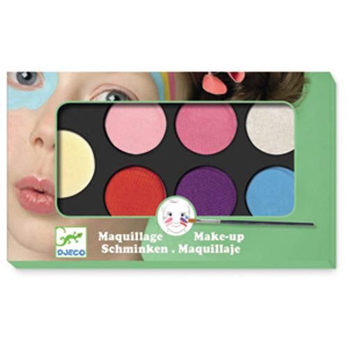 Face Paints palette - 6 colours