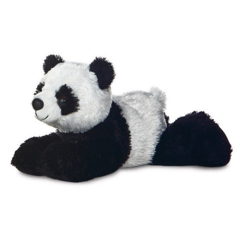 Mei Mei Panda Mini Flopsy soft toy 8""