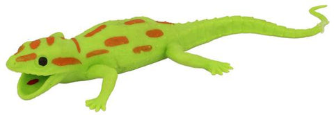 Gecko - Rubber Beany Toy