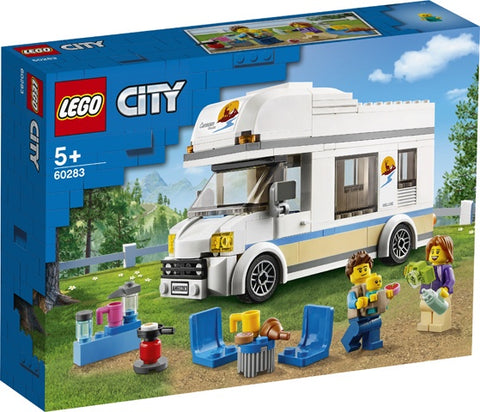 Lego City - Holiday Camper Van 60283