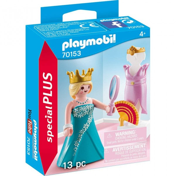 Playmobil  Special - Princess with Mannequin - 70153