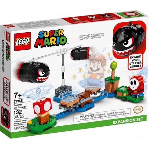 LEGO® Super Mario™ Boomer Bill Barrage Expansion Set - 71366