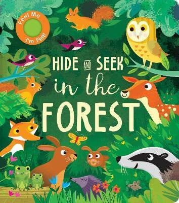 Hide and Seek: In the Forest by Rachel Elliot