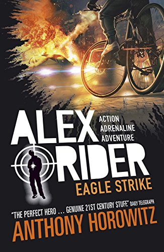 Eagle Strike (Alex Rider) by Anthony Horowitz - Children's Book