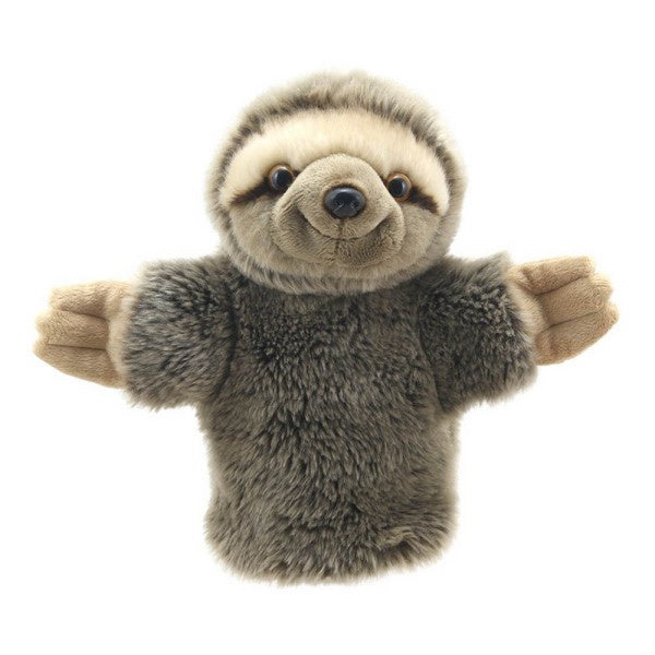 CarPets Sloth Hand Puppet