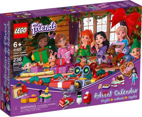 Lego Friends 2020 Advent Calendar - 41420
