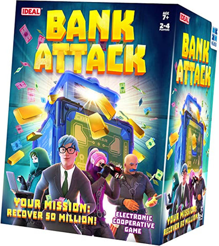 Bank Attack Game