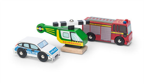 Emergency Services Set