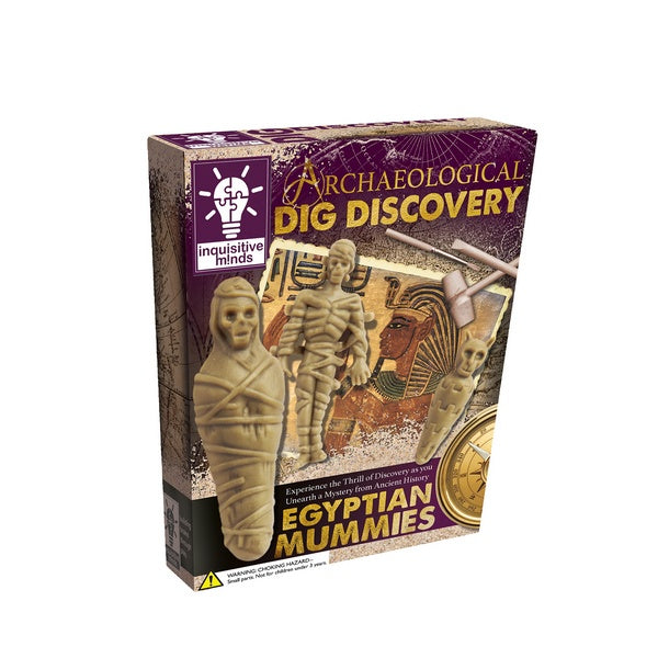 Dig Discovery Egyptian Mummies