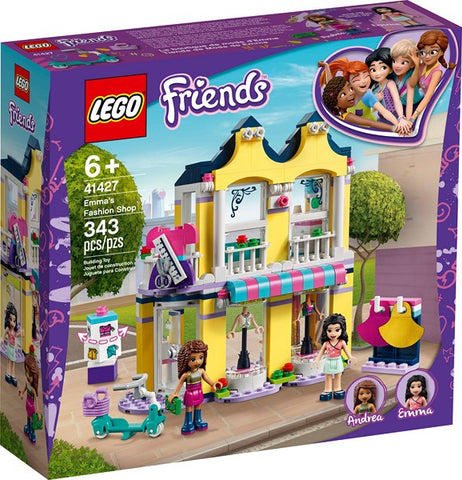 LEGO Friends - Emma's Fashion Shop 41427