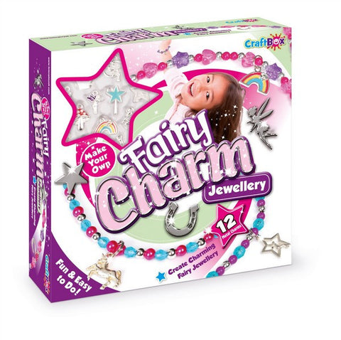 Craft Box Fairy Charm Jewellery by Interplay