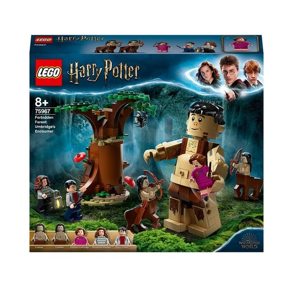 LEGO Harry Potter - Forbidden Forest: Umbridge's Encounter 75967