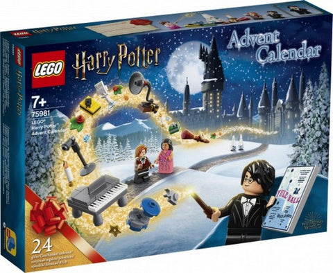 Lego Harry Potter 2020 Advent Calendar - 75981