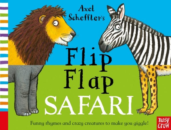 Flip Flap Safari - by Axel Scheffler