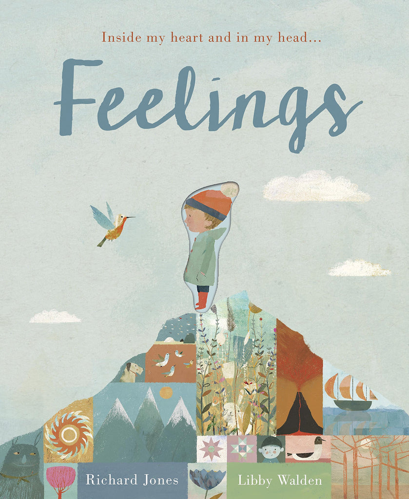 Feelings by Libby Walden, Richard Jones - children's book