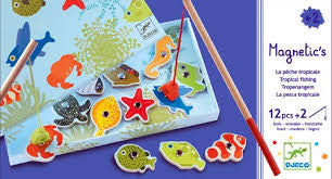Magnetic Fishing Game by Djeco