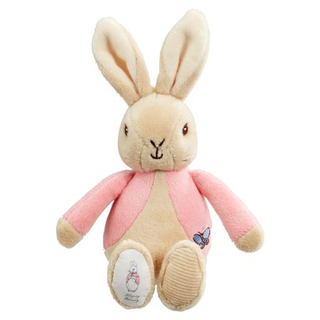 Flopsy Rabbit Bean Rattle
