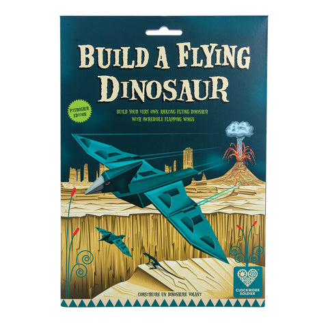 Build a Flying Dinosaur Kit
