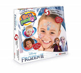 Frozen II Face Paintoos children's tattoos