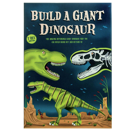 Build a Giant Dinosaur Kit