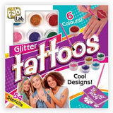 FabLab Glitter Tattoos by Interplay