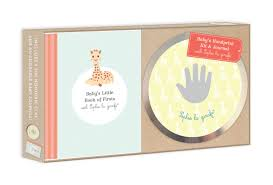 Sophie the Giraffe Handprint Kit