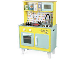 Happy Day Big Cooker - Wooden Play Cooker