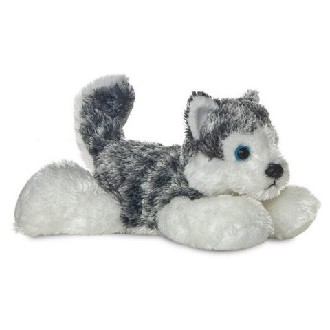 Husky Mush Mini Flopsy soft toy 8""