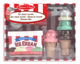 Melissa and Doug Ice Cream Set