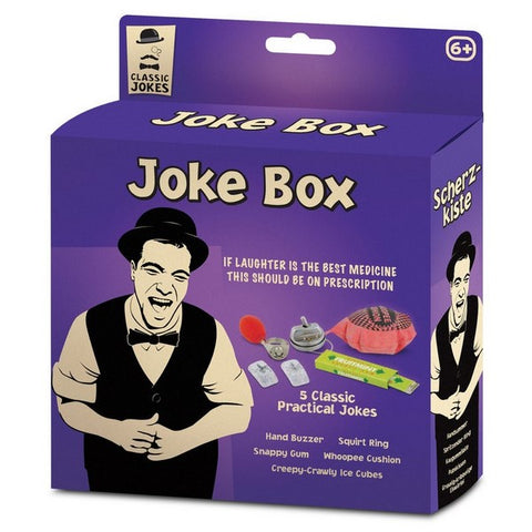 Classic Jokes Selection gift box