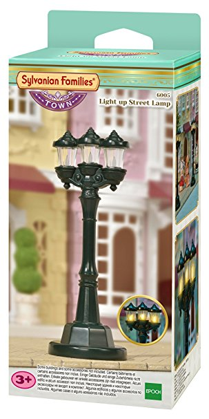 Sylvanian Families - Light Up Street Lamp