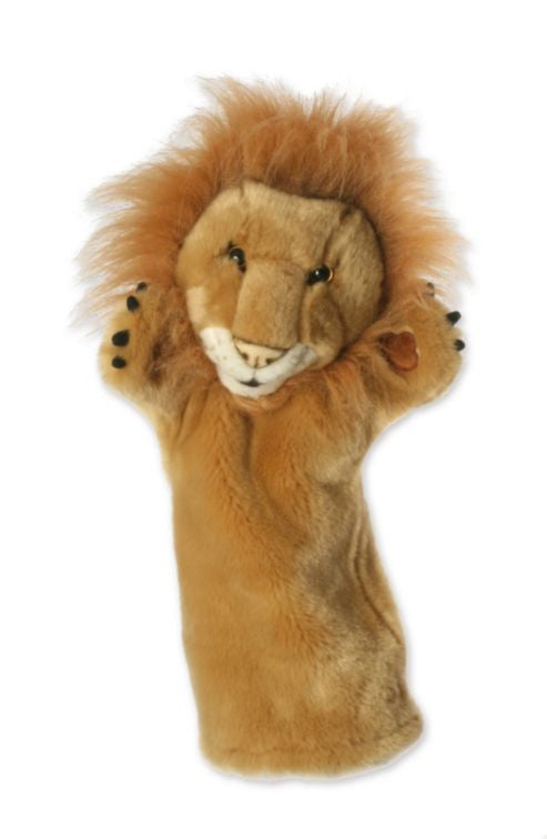 Lion Long Sleeve Puppet by Puppet Company