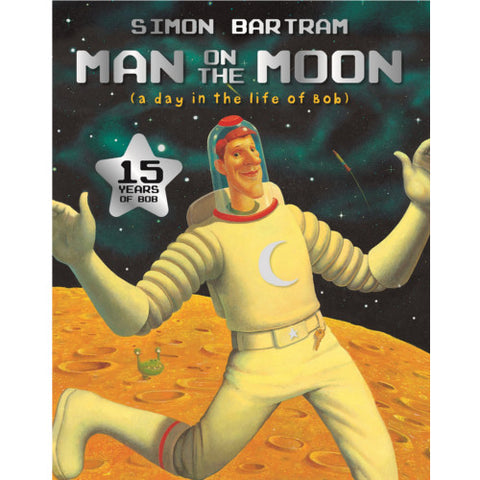 Man on the Moon by Simon Bartram