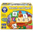 Match and Spell - Educational Game by Orchard Toys