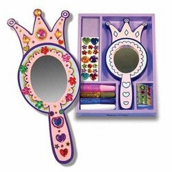 Decorate a Princess Mirror by Melissa and Doug