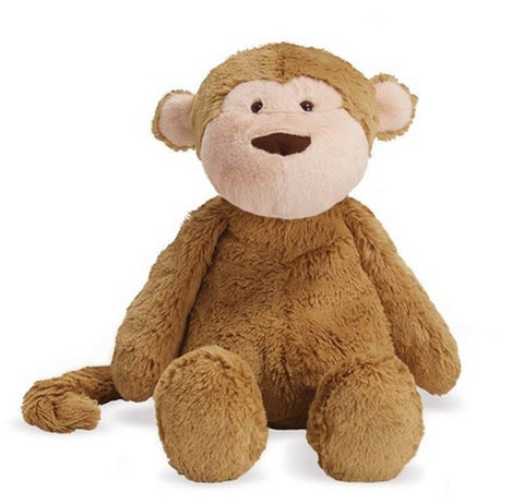 Mocha Monkey (large) - soft toy monkey