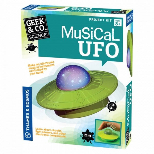 Geek & Co Science: Musical UFO