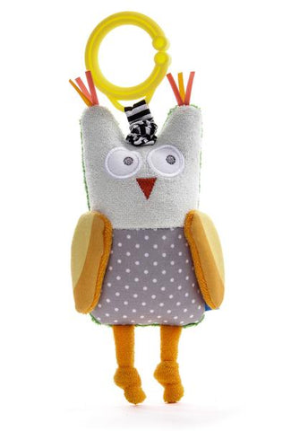 Obi the Owl - Activity Toy
