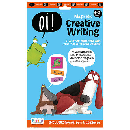 Oi! Magnetic Creative Writing