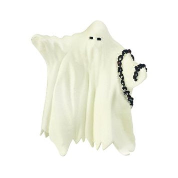 Glow in the Dark Ghost Figure by Papo