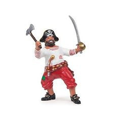 Corsair with Axe Papo Pirate Figure