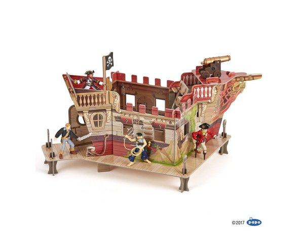 80403 papo pirate fort
