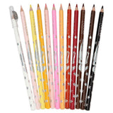 TOPModel Coloured Pencil Set (Skin and Hair Colours)