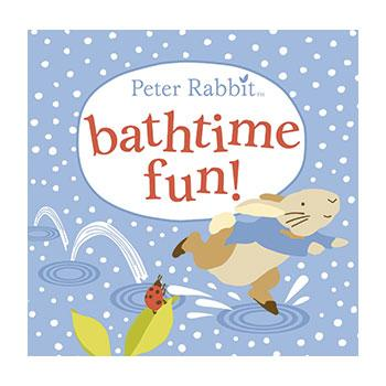Peter Rabbit Bath Time Fun Book