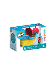 Wow Toys - Pip the Pirate Ship