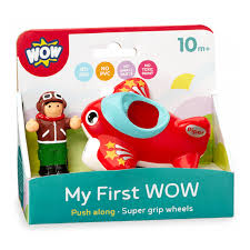 Wow Toys - My First WOW Piper the Plane