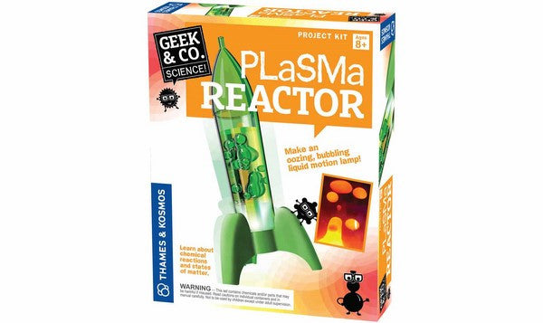 Geek & Co Science: Plasma Reactor